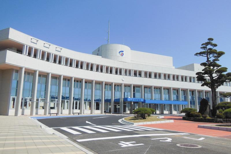 南さつま市本庁舎 耐震改修工事