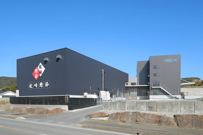 (株)MRC板敷工場HACCP等対応施設